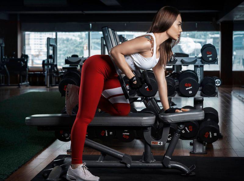 איך בונים שרירים?